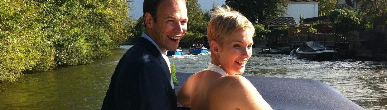 Huwelijksboot